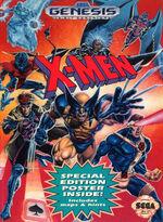 X-Men 1993 video game