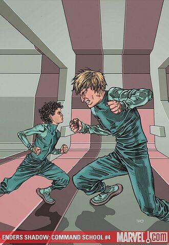 File:Enders Shadow Command School Vol 1 4 Textless.jpg