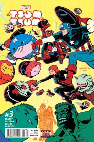 Marvel Tsum Tsum Vol 1 3