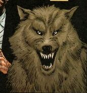 Angel (Fortunato's pet wolf) (Earth-616) from Spider-Man Vol 1 70 0001