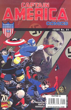 Captain America Comics 70th Anniversary Special Vol 1 1