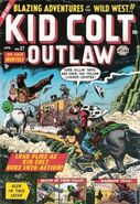 Kid Colt Outlaw Vol 1 27