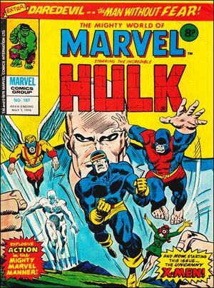 Mighty World of Marvel Vol 1 187