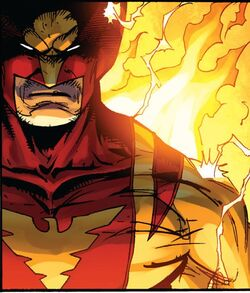 Wolverine as Dark Phoenix from Astonishing Spider-Man & Wolverine Vol 1 5 001.jpg