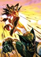 Dark Reign Elektra Vol 1 4 Textless