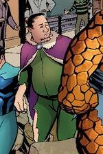 L'Empereur du Monde Souterrain (René) (Earth-616) from Fantastic Four Vol 1 541 0001