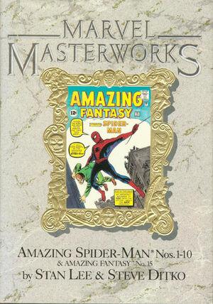 Marvel Masterworks Vol 1 1