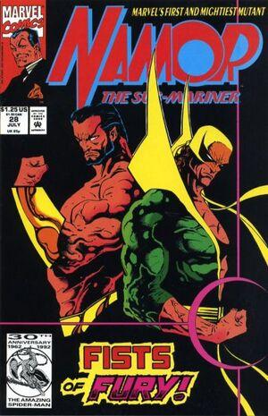 Namor the Sub-Mariner Vol 1 28