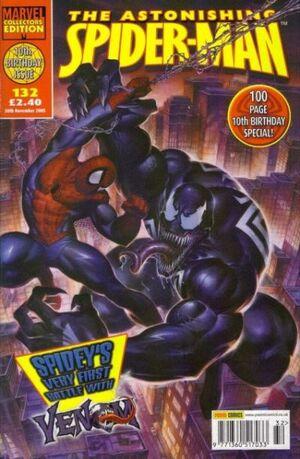 Astonishing Spider-Man Vol 1 132