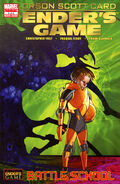 Ender's Game Battle School Vol 1 5