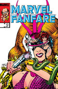 Marvel Fanfare Vol 1 13