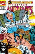 New Mutants Vol 1 97