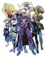 Pacific Overlords (Earth-616) from Gamer's Handbook the the Marvel Universe Vol 8 1 001