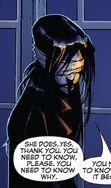 Ruth Aldine (Earth-616) from New X-Men Vol 2 37 0002