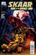 Skaar King of the Savage Land Vol 1 2