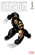 Ultimatum Vol 1 5 McGuinness-Wolverine-Variant