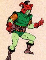 Wrogg (Earth-616) from Marvel Legacy The 1960's Handbook Vol 1 1 0001