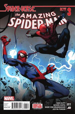 Amazing Spider-Man Vol 3 11