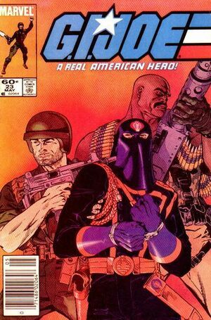 G.I. Joe A Real American Hero Vol 1 23