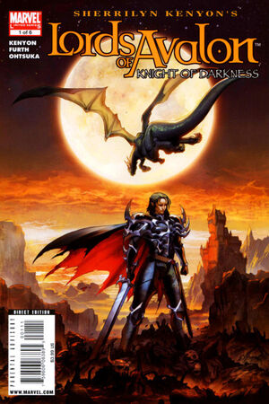 Lords of Avalon Knight of Darkness Vol 1 1