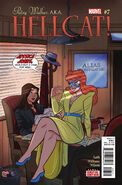 Patsy Walker, A.K.A. Hellcat! Vol 1 7