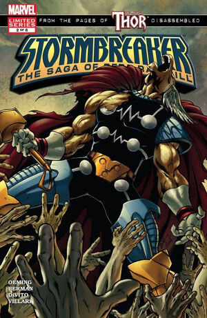Stormbreaker The Saga of Beta Ray Bill Vol 1 2