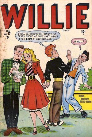 Willie Comics Vol 1 17