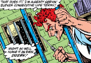 Cletus Kasady (Earth-616) from Amazing Spider-Man Vol 1 345 0001