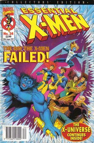 Essential X-Men Vol 1 24