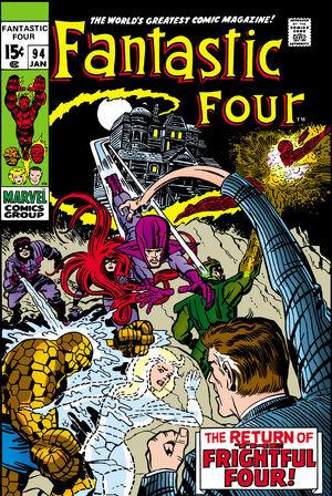 Fantastic Four Vol 1 94
