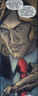 John Watkins Jr. (Earth-616) from Citizen V and the V-Battalion Everlasting Vol 1 1 0001