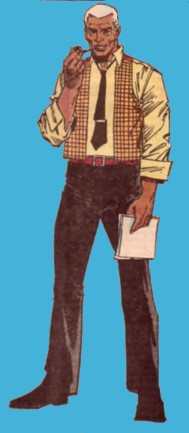 Joseph Robertson (Earth-616) from Official Handbook of the Marvel Universe Vol 3 6 0001