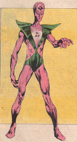 Kubik (Earth-616) from Official Handbook of the Marvel Universe Vol 3 4 001