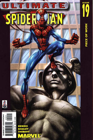 Ultimate Spider-Man Vol 1 19