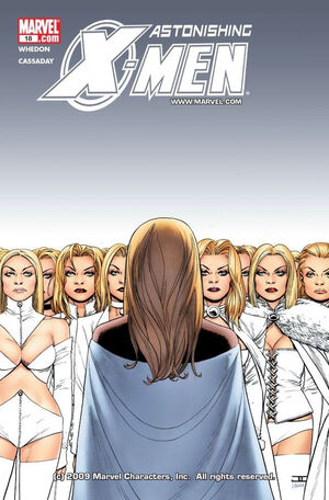 Astonishing X-Men Vol 3 18