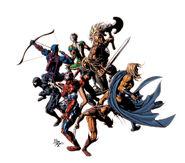 Dark Avengers (Earth-616) from Dark Avengers Vol 1 12 001