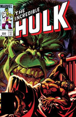 Incredible Hulk Vol 1 294