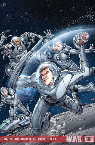 File:Marvel Adventures Fantastic Four Vol 1 38 Textless.jpg