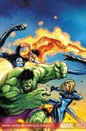 Marvel Adventures Fantastic Four Vol 1 47 Textless