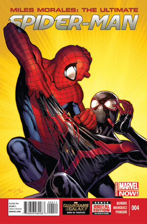 Miles Morales Ultimate Spider-Man Vol 1 4
