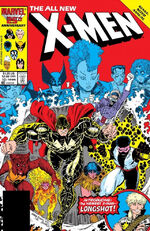 Uncanny X-Men Annual Vol 1 10