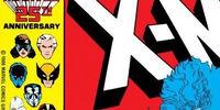 Uncanny X-Men Annual Vol 1 1986