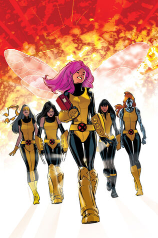 File:X-Men Pixie Strikes Back Vol 1 1 Textless.jpg
