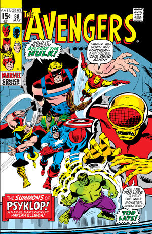 Avengers Vol 1 88