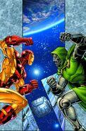 Iron Man Legacy of Doom Vol 1 1 Textless