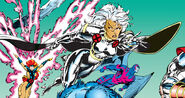Ororo Munroe (Earth-616) from X-Men Vol 2 1 0001