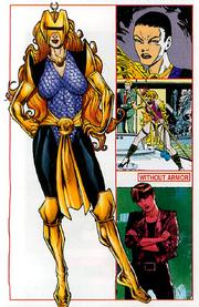 Sheoke Sanada (Earth-616) from Captain America America's Avenger Vol 1 1 0001