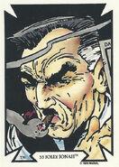 John Jonah Jameson (Earth-616) from Todd Macfarlane (Trading Cards) 0001