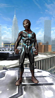 Peter Parker (Earth-TRN466) from Spider-Man Unlimited (video game)