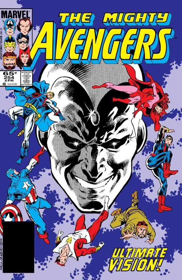 Avengers #254